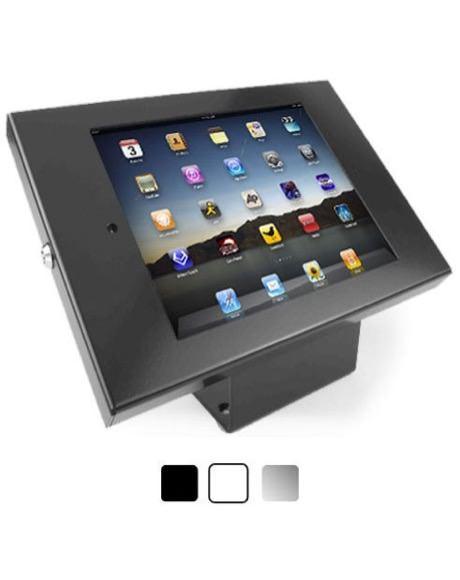 iPadを強固に守る業務用スタンド フルジャケット・ベーシック黒