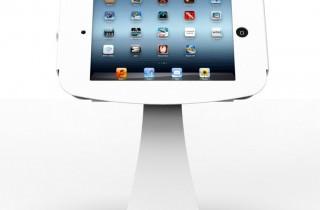 iPad用スペース・トールスタンド(正面)