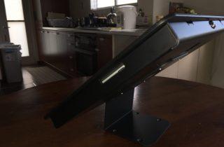 Surface Pro用盗難防止スタンド_ロック・ベーシックスタンド_横