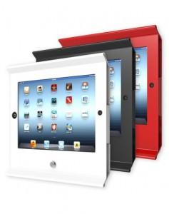 壁掛け iPad盗難防止