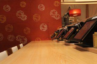 iPad_飲食店用スタンド_ノーリキオスク_テーブルオーダー
