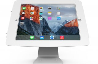 iPad_Pro_12.9インチ用スペース・ミドル360スタンド_盗難防止_業務用