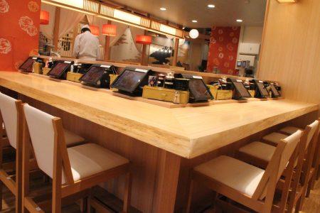 iPad_飲食店用スタンド_ノーリキオスク_カウンター
