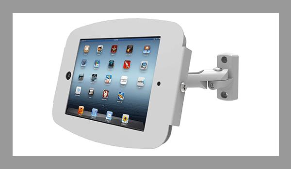 iPad 壁掛けホルダー スペース・スイングアームスタンド