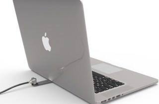 MacBook セキュリティケーブル_ワイヤーロック