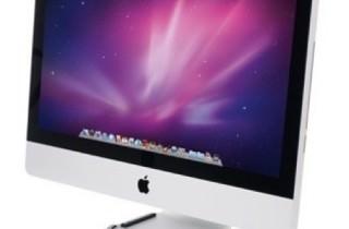 iMac_盗難防止_プレート