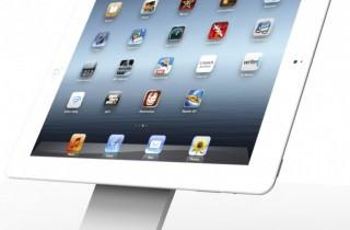 iPad_盗難防止_業務用_スタンド_HOVERTAB