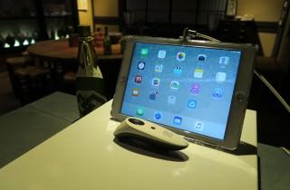 iPad_盗難防止_レジ_スタンド