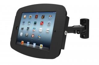 iPadスタンド スペース・スイングアーム 盗難防止 壁掛け