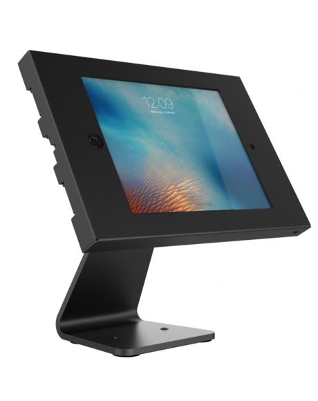 iPad9.7インチ用フルジャケット・ミドル360スタンド黒