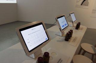 業務用_卓上_盗難防止_Surface Pro用スペース・ミドル360スタンド