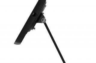 業務用_盗難防止_卓上_iPad用ハイパー・ミドル360スタンド黒