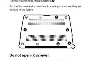 MacBook装着方法