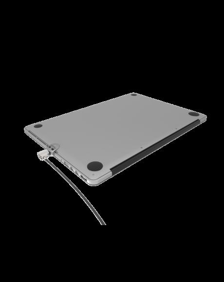 MacBook Proレッジロック_ワイヤーロック_セキュリティケーブル