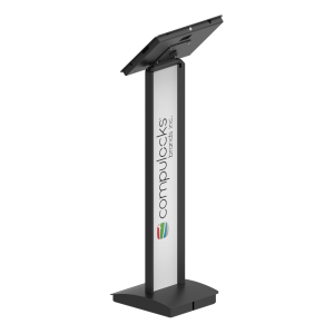Surface Pro用ロック・ブランドフロアスタンド