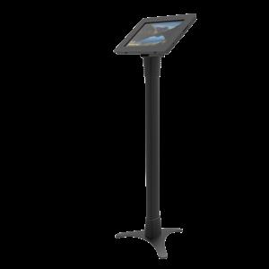 業務用_Surface Pro用 ロック・スマートフロアスタンド_黒
