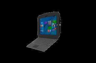 Surface用スペース・エンクロージャーとキーボード2